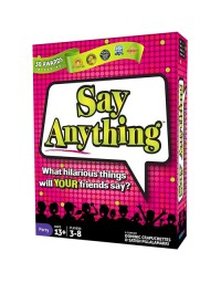 Say anything juego en ingles